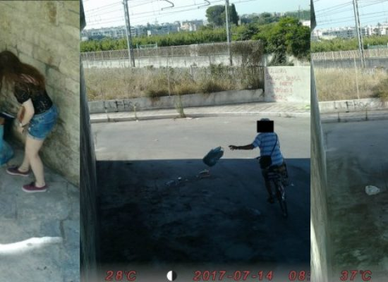 Abbandono rifiuti, il bilancio della Polizia Locale dopo tre mesi di attività di contrasto / VIDEO