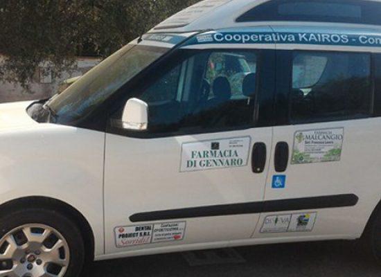 """A """"Brezza tra gli ulivi"""" consegna ufficiale carrozzella da Bisceglie Running alla Cooperativa Kairos"""