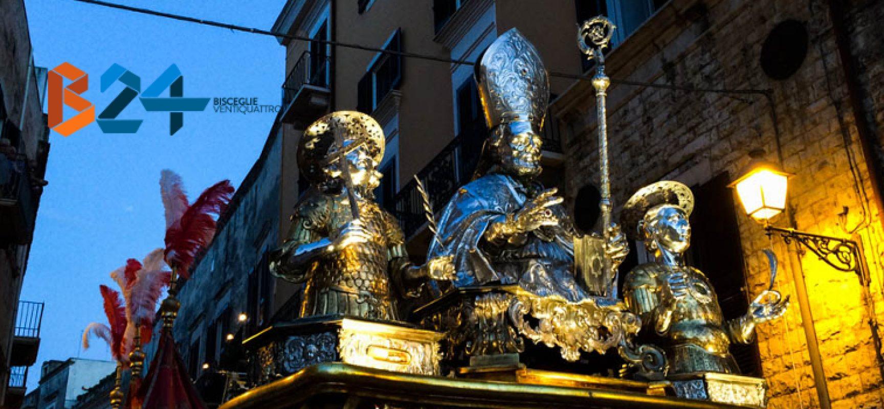 Festa Patronale in onore dei tre Santi, ecco il PROGRAMMA 2017 completo