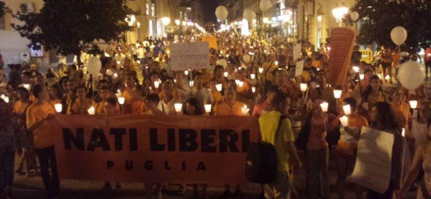 """Delegazione di biscegliesi a Taranto per protestare contro decreto vaccini: """"Ma non siamo anti vax"""" / FOTO"""