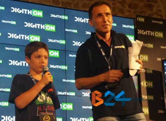 DigithON 2017, la stampa estera parla della startup del piccolo biscegliese Valerio Di Luzio