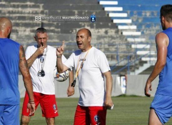 Bisceglie Calcio sconfitto di misura nel test di lusso contro il Venezia