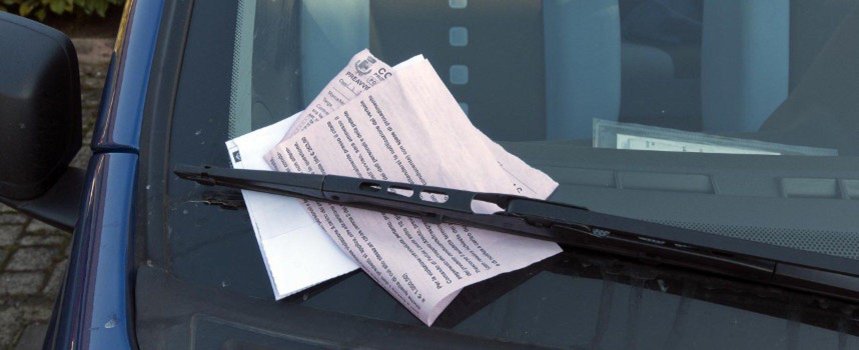 Multe codice della strada, avviati i sequestri amministrativi del mezzo per chi non paga