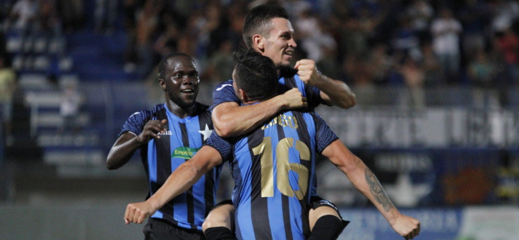 Bisceglie calcio, Jovanovic – Jurkic matano il Foggia