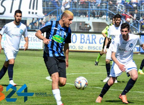 Bisceglie Calcio, si inizia a fare sul serio: domani l'esordio ufficiale contro la Fidelis Andria