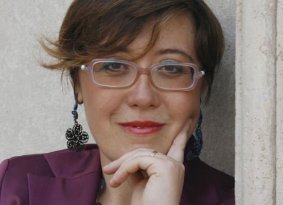 """Antonella Cilento presenta i suoi ultimi due romanzi alla rassegna """"Libridamare"""""""