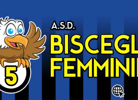 Calendari calcio a 5: esordio casalingo con il Saint Joseph Copertino per il Bisceglie Femminile