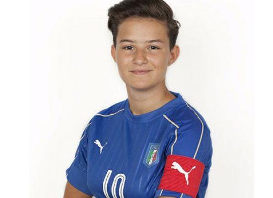 Colpo Bisceglie Femminile, preso il capitano dell'Italia Under 17 Sabrina Scommegna