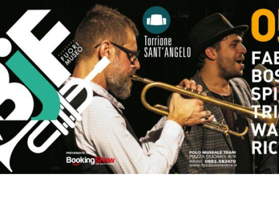 Parte il Bisceglie Jazz Festival, si comincia con Mirko Signorile sull'isolotto del porto