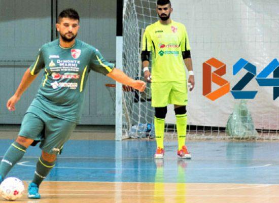 Calcio a 5 serie C1: Preziosa lascia la Diaz per approdare all'Alta Futsal di mister Di Pinto