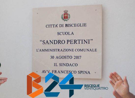 Inaugurata scuola materna zona 167: edificio unico in Italia / FOTO