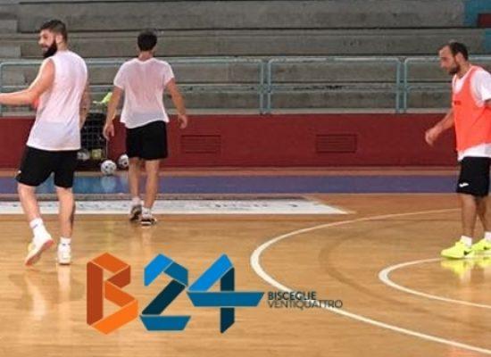 Al via il nuovo corso del Futsal Bisceglie, le interviste ai protagonisti / VIDEO