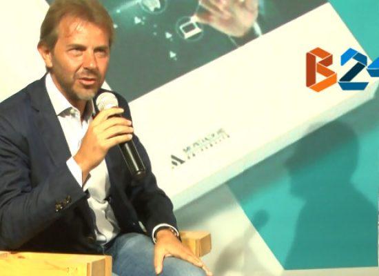 """""""Giornalismi e società"""" a Libridamare: Francesco Giorgino spiega come è cambiata l'informazione / VIDEO"""
