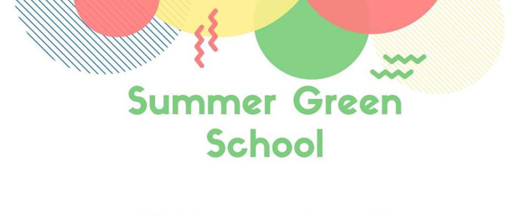 """""""Summer green school"""", incontri e laboratori ludici per insegnare la raccolta differenziata ai più piccoli"""
