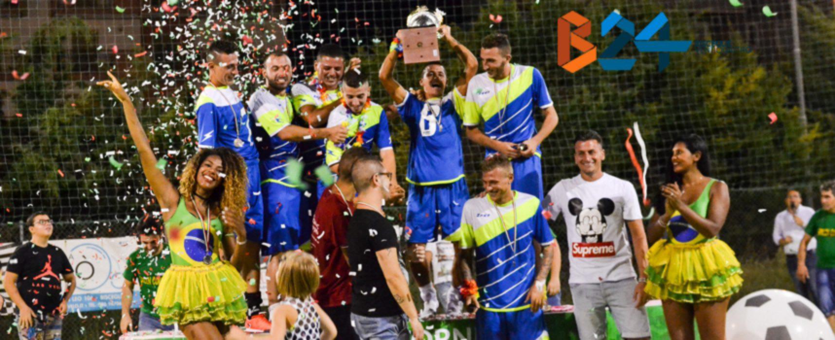 The Madcap vince la 14esima edizione del Trofeo Bisceglie24 / VIDEO e FOTO