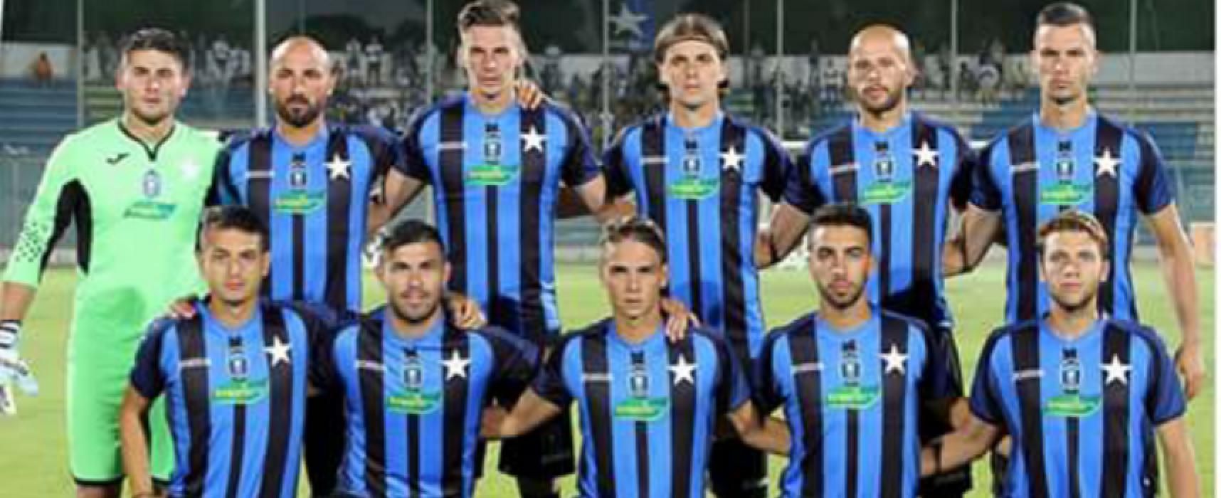 Bisceglie Calcio, Martinez e Partipilo firmano il successo contro la Paganese