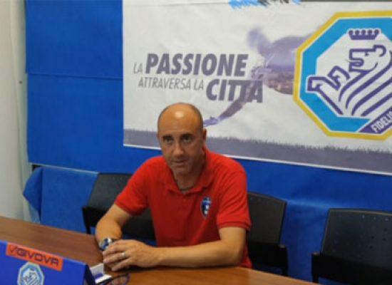 """Post Fidelis Andria-Bisceglie, Zavettieri: """"Pari risultato più giusto, calati nel secondo tempo"""""""