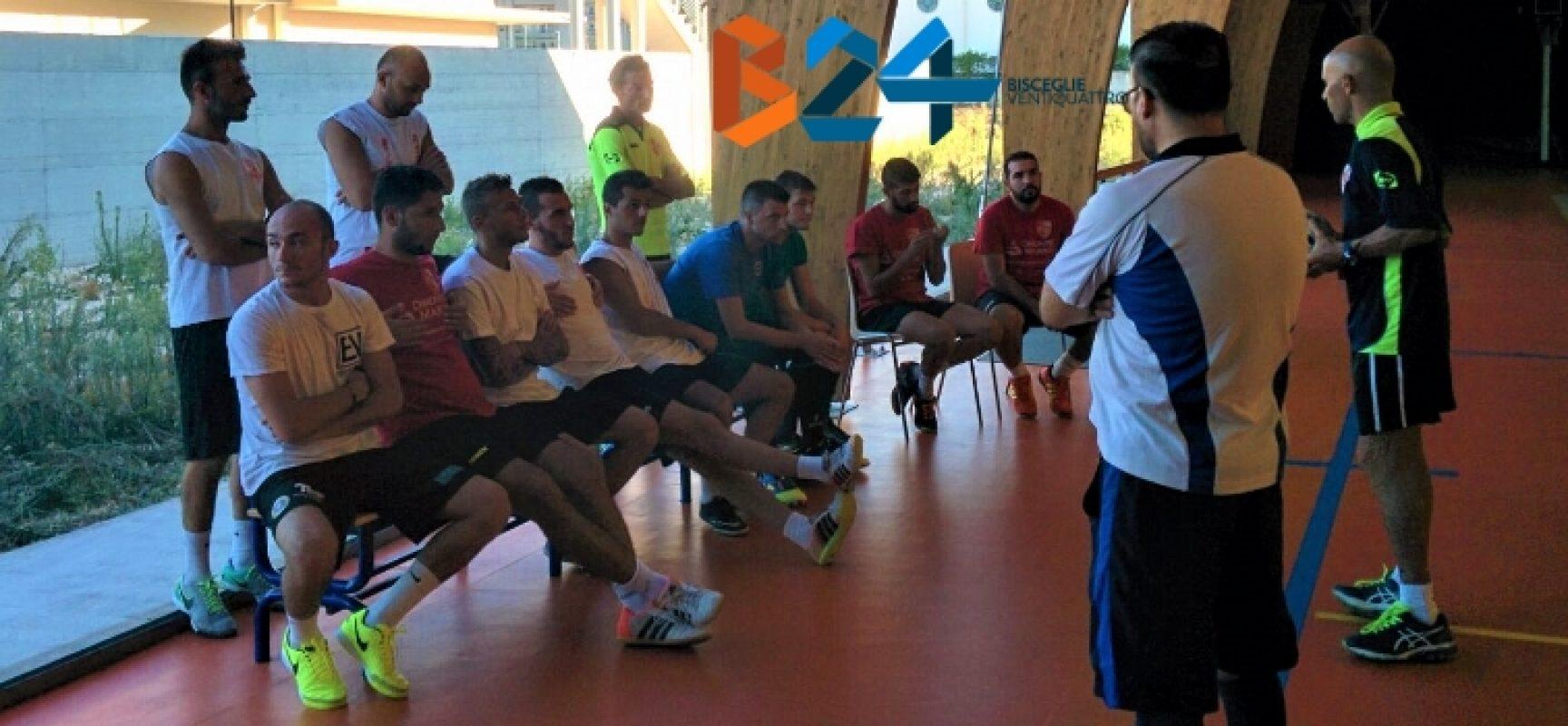 Diaz, ieri cominciata l'era Di Chiano con il raduno e primo allenamento