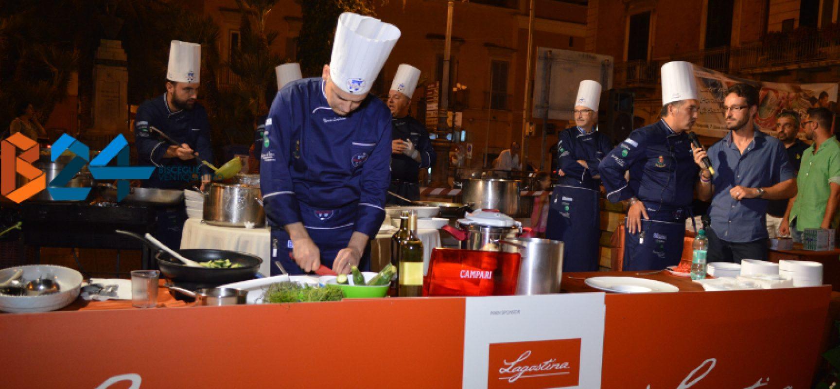 TrofeoDolmen Team, sei squadre di chef e sous chef pronte alla sfida