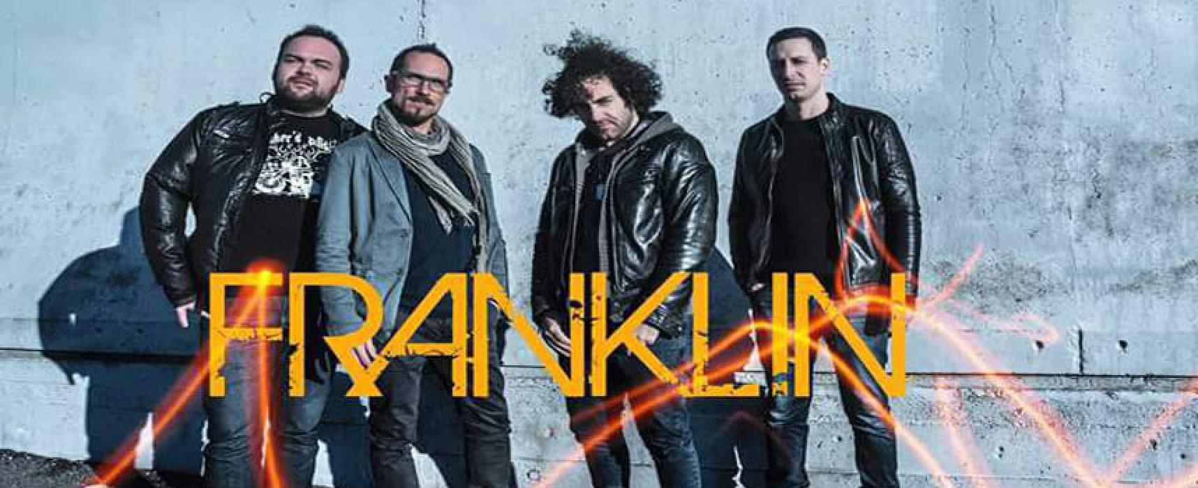 La grande musica italiana in chiave acustica domani con i Franklin da A Casa Mia al mare