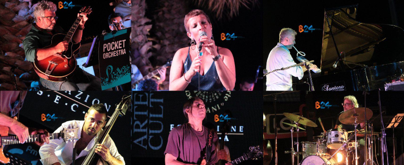 Bisceglie Jazz Festival, serata conclusiva tra le note e i ritmi di Di Leone, Morelli e Jordan / FOTO