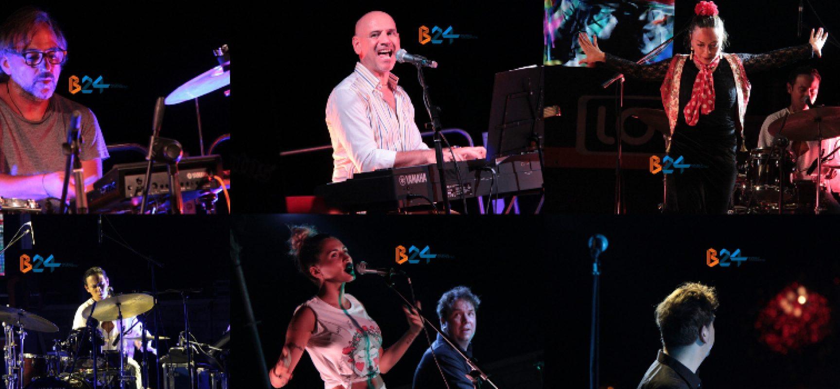 Bisceglie Jazz Festival, il FOTO-racconto della seconda serata con Rosini e Varela
