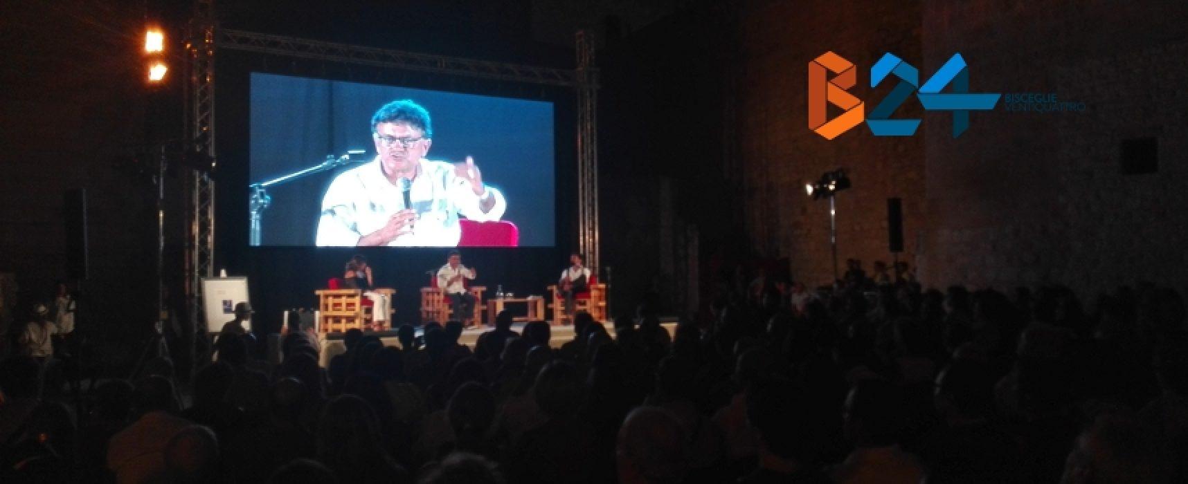 """""""Alla luce del mito"""", Marcello Veneziani chiude l'ottava edizione di Libri nel Borgo Antico"""