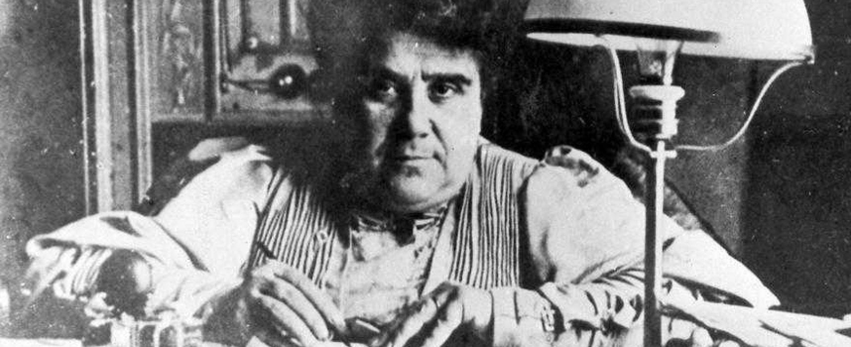 """""""Libri d'amare"""": Donatella Trotta presenta il suo libro sulla scrittrice Matilde Serao"""