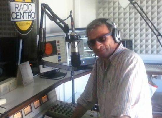 Quarant'anni di radio, musica e hit parade per lo speaker biscegliese Mimmo Valente