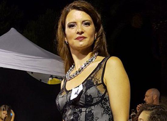 """La biscegliese Katia Belgiovine è Miss Mamma Eleganza: """"Donne, abbiate cura di voi"""" / FOTO"""