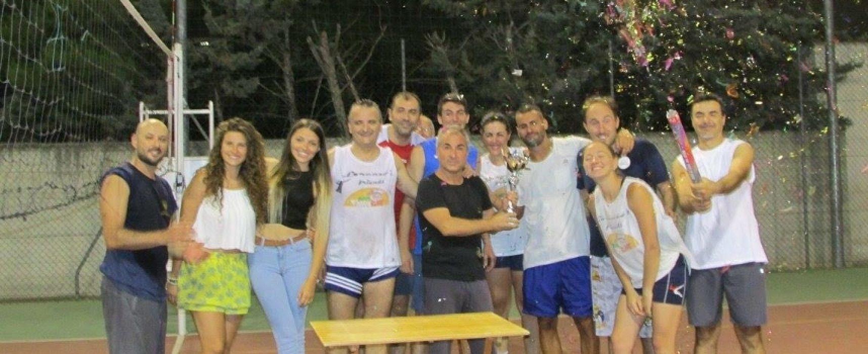 Torneo misto di pallavolo, i Lorenzo's Friends vincono la 7^ edizione / FOTO