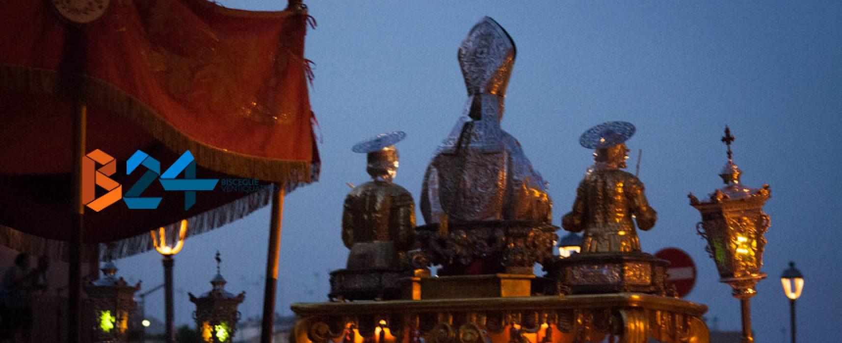 Nel centro storico nasce la piazza dei Tre Santi