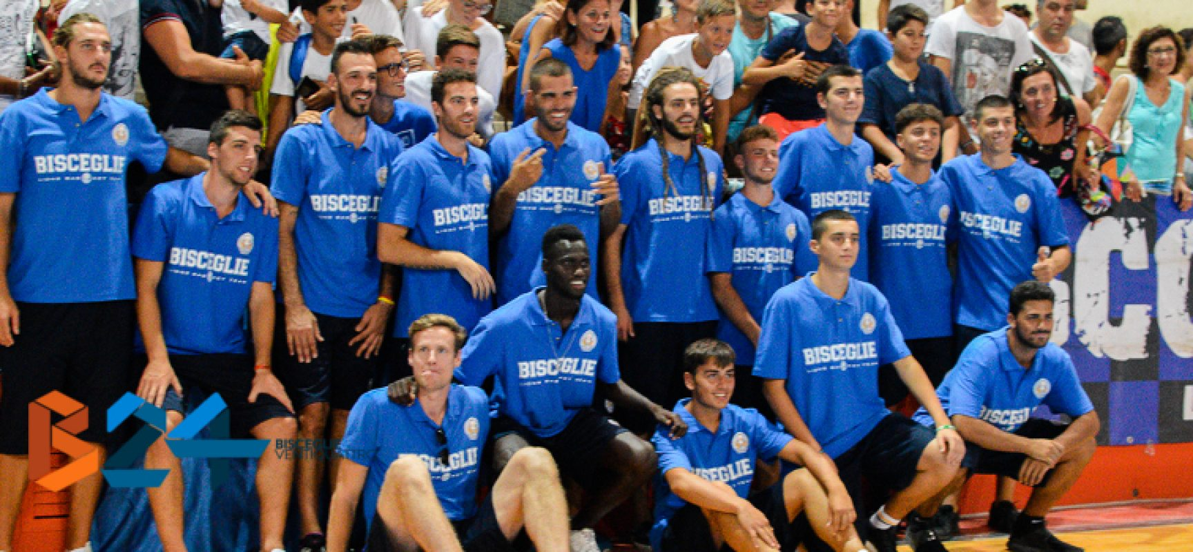Lions Basket, grande entusiasmo al raduno della prima squadra / FOTO