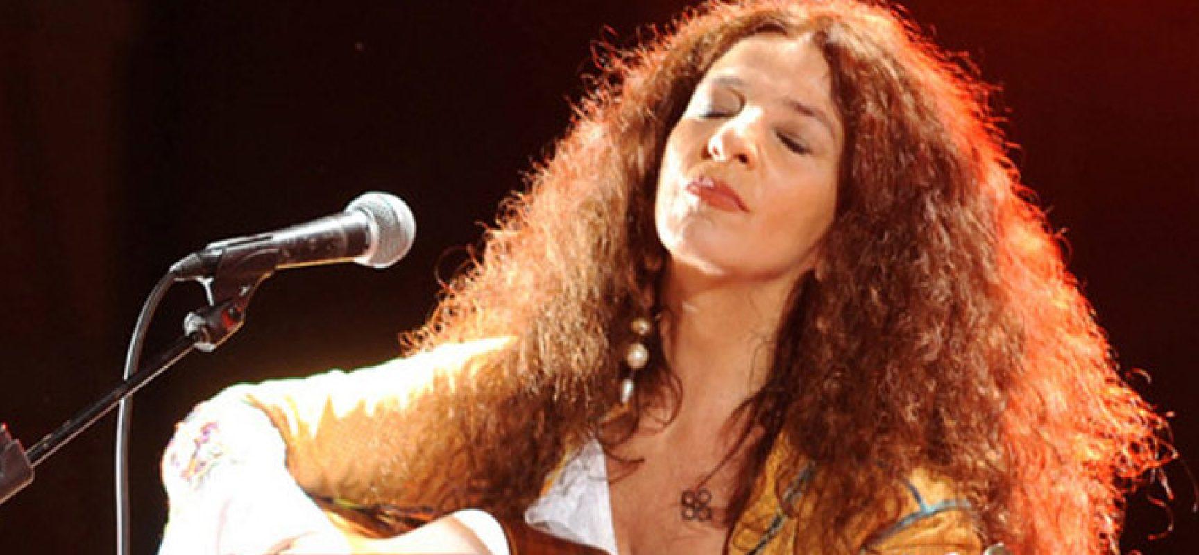 Teresa De Sio canta Pino Daniele a Bisceglie, evento gratuito