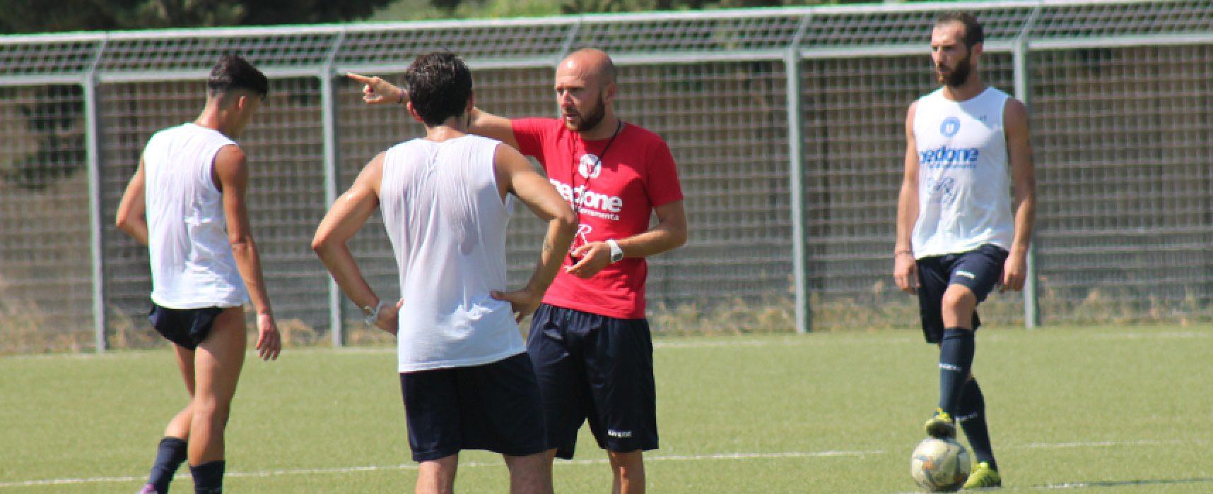 Unione Calcio, nel pomeriggio amichevole di lusso contro la Fidelis Andria