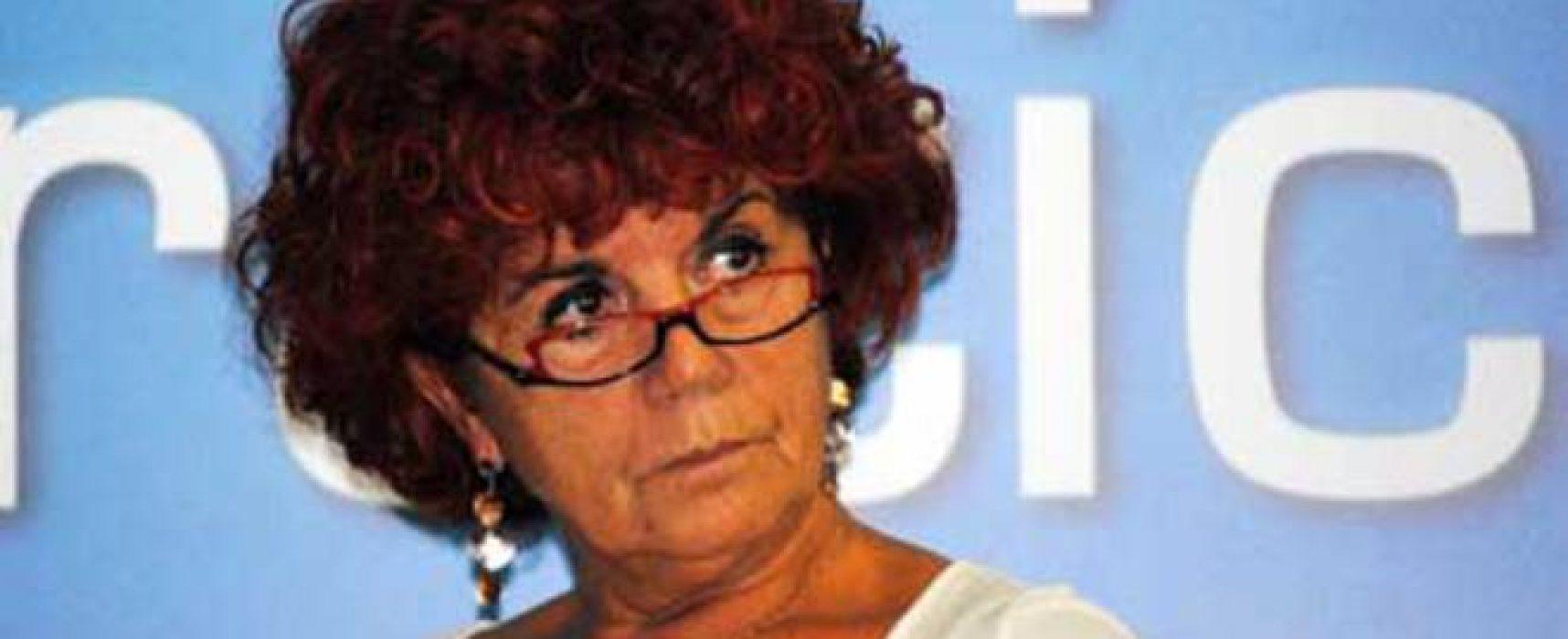 La ministra dell'istruzione Valeria Fedeli a Bisceglie su lavoro e occupazione giovanile
