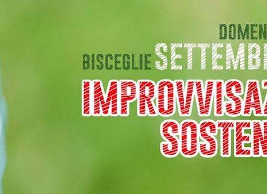 """""""Improvvisazione sostenibile"""", biciclettata con spettacolo teatrale oggi al Giardino Botanico"""