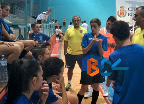 Il Bisceglie Femminile si impone in amichevole sul Futsal Rionero