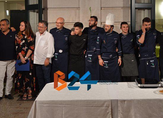 """""""Bisceglie in tavola"""", trionfo di gusto e tradizioni con gli chef del Culinary Dolmen Team / FOTO"""