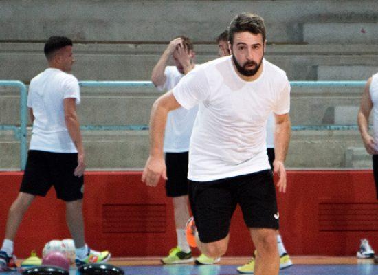 Futsal Bisceglie, oggi prima amichevole davanti ai propri tifosi: arriva l'Eraclio