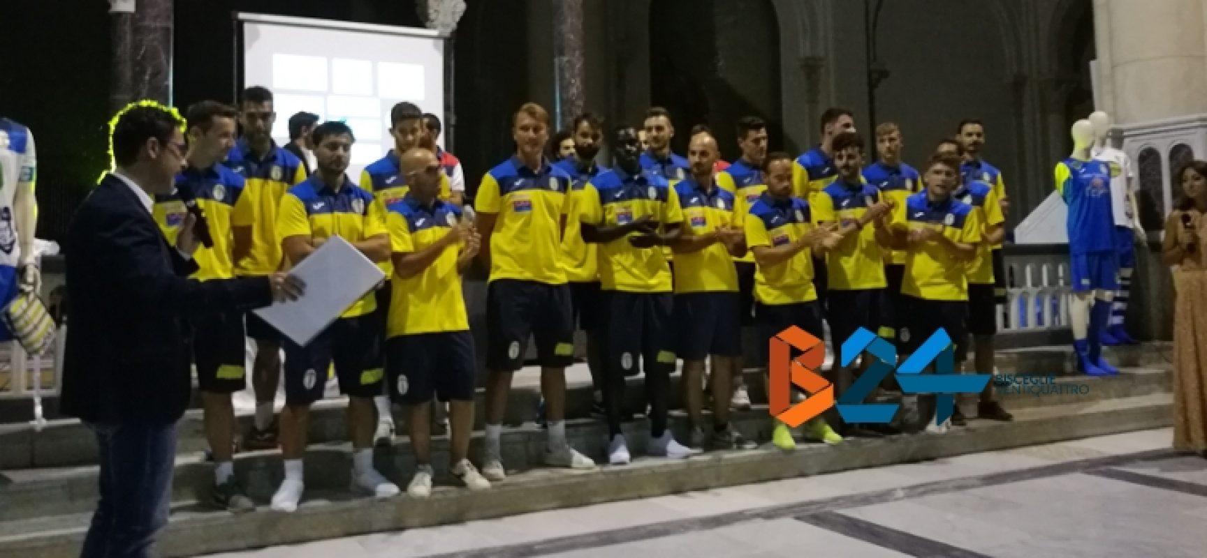 Il Don Uva Calcio si è presentato ieri alla città, sarà 1^ Categoria
