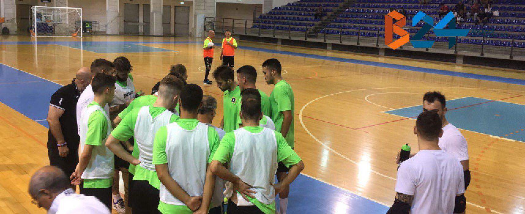 Memorial Caroli: Futsal Bisceglie sconfitto dal Cisternino, stasera finalina contro l'Eboli