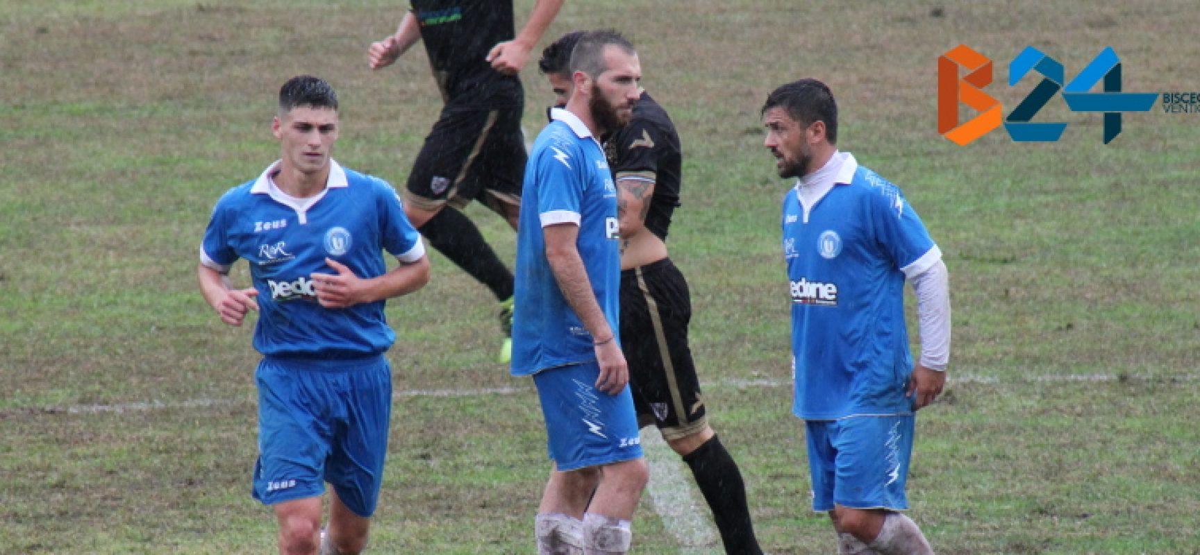 Unione Calcio, contro il Galatina puniti da un calcio di rigore