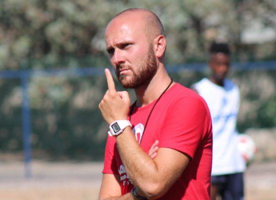 """Unione Calcio al debutto stagionale. Il tecnico Rumma: """"Trani subito un bel banco di prova"""""""