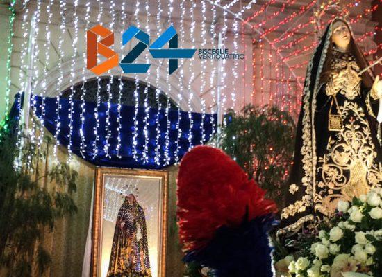 Ieri celebrazioni in onore della Madonna Addolorata / FOTOGALLERY