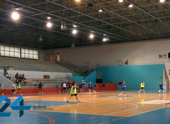 Bisceglie Femminile, pari con il Futsal Molfetta alla prima uscita amichevole
