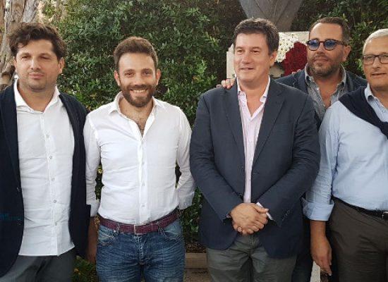 """Conferenza stampa Bisceglie2018, Silvestris: """"Spina come Schettino, scappa da nave che affonda"""""""