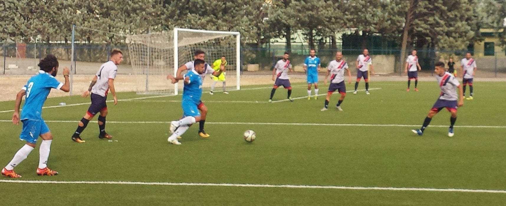 Unione Calcio, sconfitta in extremis contro il Novoli