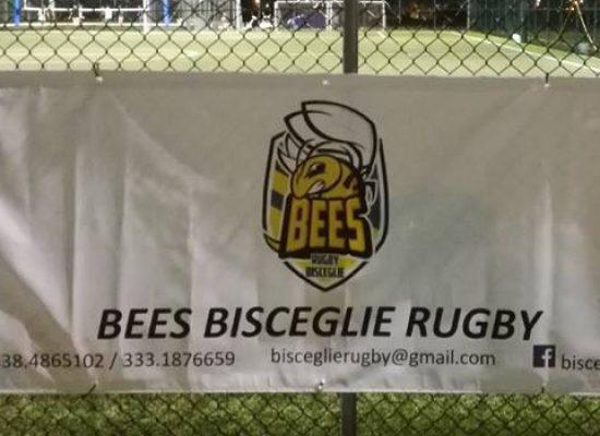 Nascono i Bees Rugby: la palla ovale arriva a Bisceglie e punta a coinvolgere i più piccoli