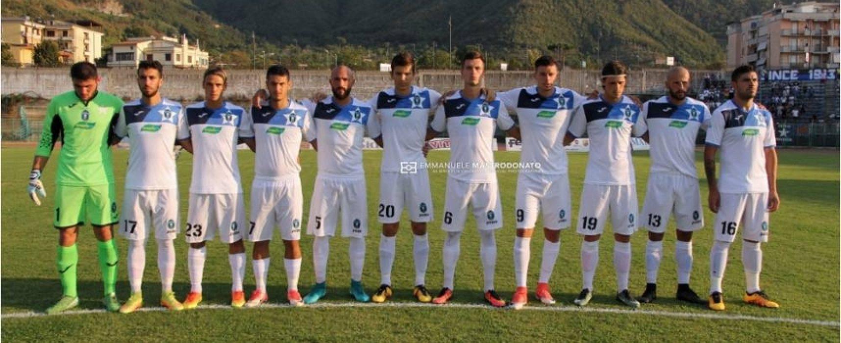 Il Bisceglie Calcio riprende oggi gli allenamenti, giovedì amichevole a Gravina